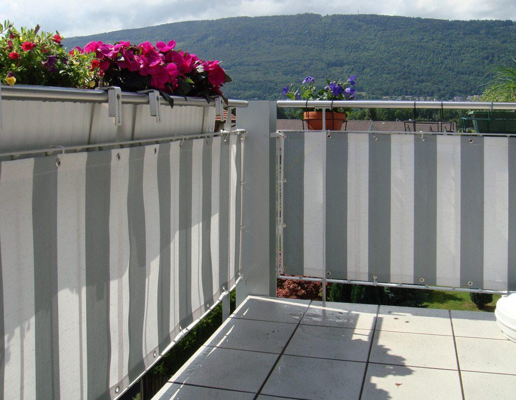 Sichtschutz Fur Balkon Terrasse Und Garten