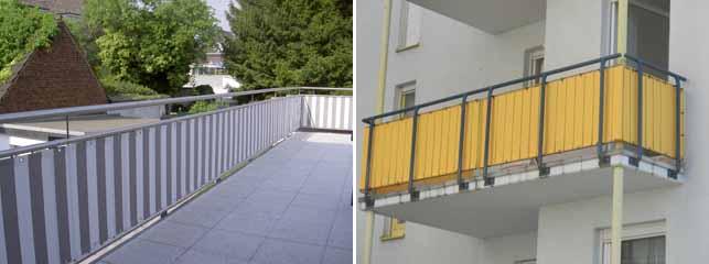Hofsaess Balkonbespannung