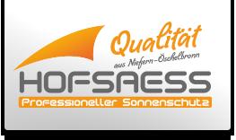 Hofsaess - Qualität aus Niefern-Öschelbronn